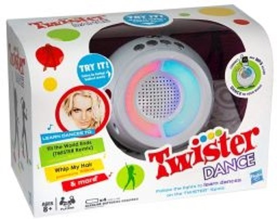 Twister Dance - Kinderspel in Aalbeke