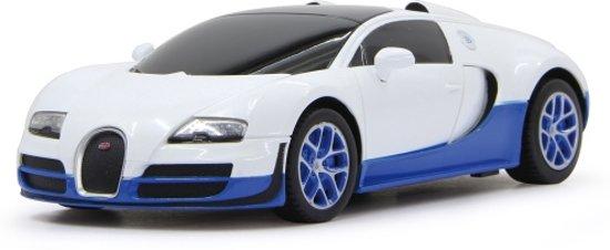 Jamara Bugatti Veyron Grand Sport Vitesse - RC Auto - Wit in Geersbroek