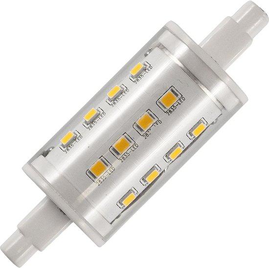 spl buislamp led 5w vervangt 50w r7s 78mm. Black Bedroom Furniture Sets. Home Design Ideas