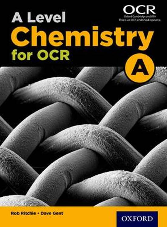 salters chemistry a2 coursework Salters advanced chemistry ocr  provided by ocr as coursework • coursework has been  at a2 unit f334 chemistry of materials unit f335.
