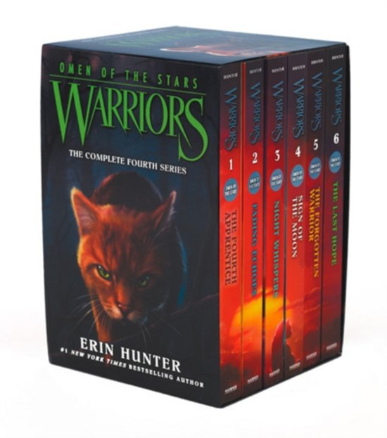 Warriors Book Series Review: Warriors, Erin Hunter & Erin Hunter