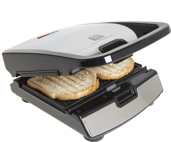 Tefal sw854d snack collection multisnack apparaat contactgrill elektronica - Gaufrier tefal snack collection ...