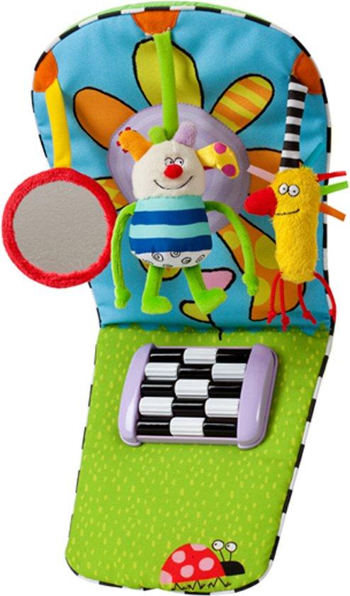 Taftoys Kleurrijke Auto Activiteitencentrum - Feet Fun in Lubbinge