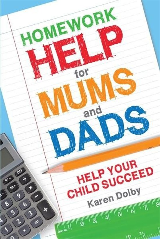 Homework help for mums and dads