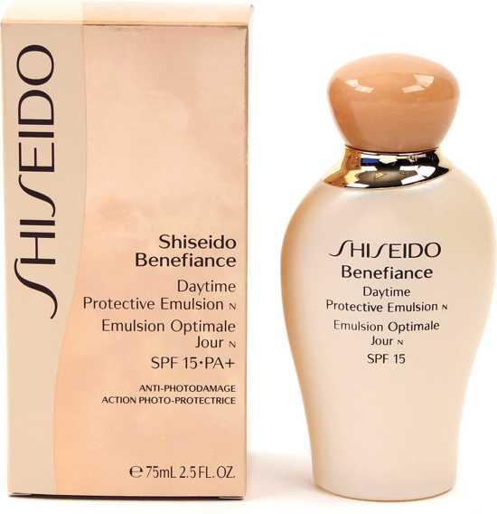 shiseido benefiance daytime