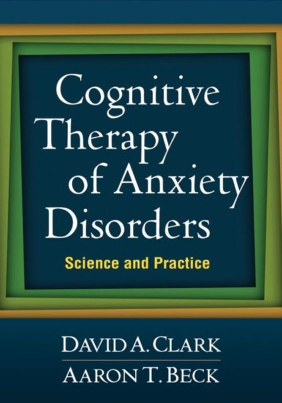evidence based practice of cognitive behavioral therapy pdf