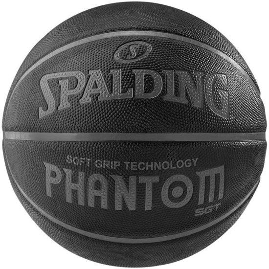 Spalding BasketbalKinderen en volwassenen - zwart/grijs Maat 7: 75-78cm omtrek / 565-650gram / Geschikt voor 12 jaar en ouder, dus ook senioren in Kingmatille / Keimpetille