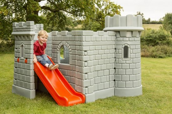 little tikes classic castle instructions