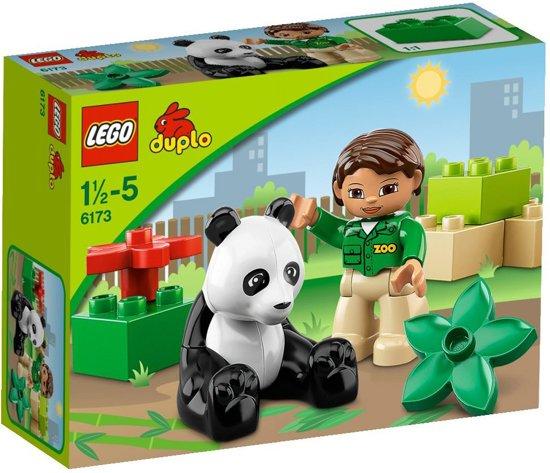 LEGO DUPLO Panda - 6173 in Bois-de-Lessines