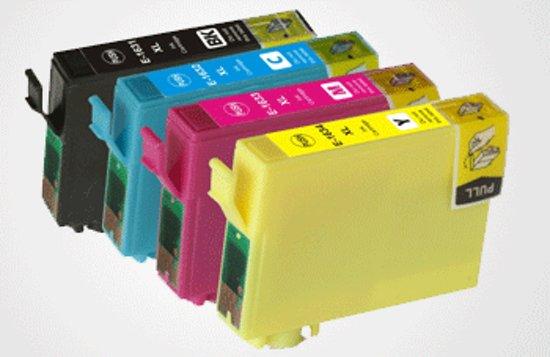 Ritel Epson T1285 Multipack XL (C13T12854010) 4 Cartridges