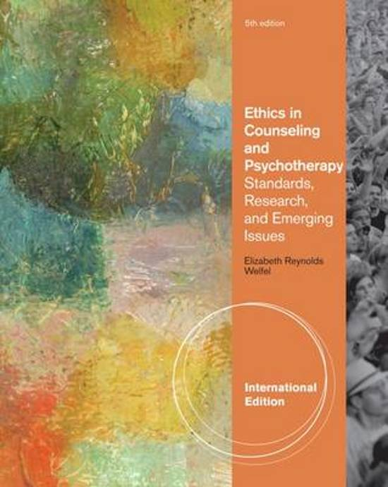 research papers on ethical issues in counseling The paper explores the literature concerning the legal and ethical implications of counseling to identify some of the more important issues involved.