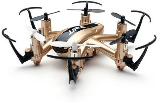 JJRC H20 - mini hexacopter - miniatuur helicopter drone - draadloze besturing - helikopter met afstandsbediening - propellers - De trend van het moment - Goud - DisQounts in Sart-Saint-Laurent