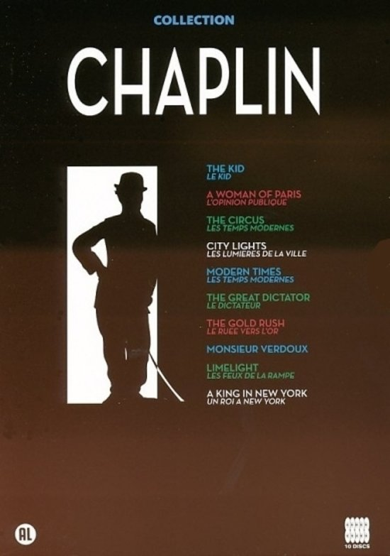 Charlie Chaplin Collection - Part I
