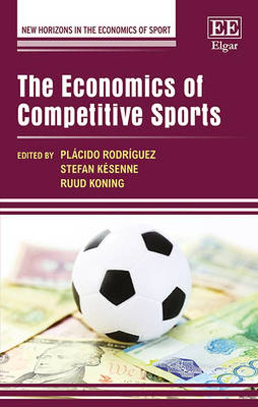 economics of sports Academic independent international publisher specialising in economics, law, business and management and public policy.