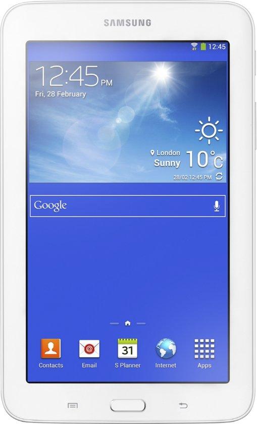 Samsung Galaxy Tab 3 Lite - 7.0 inch - Wit - Tablet