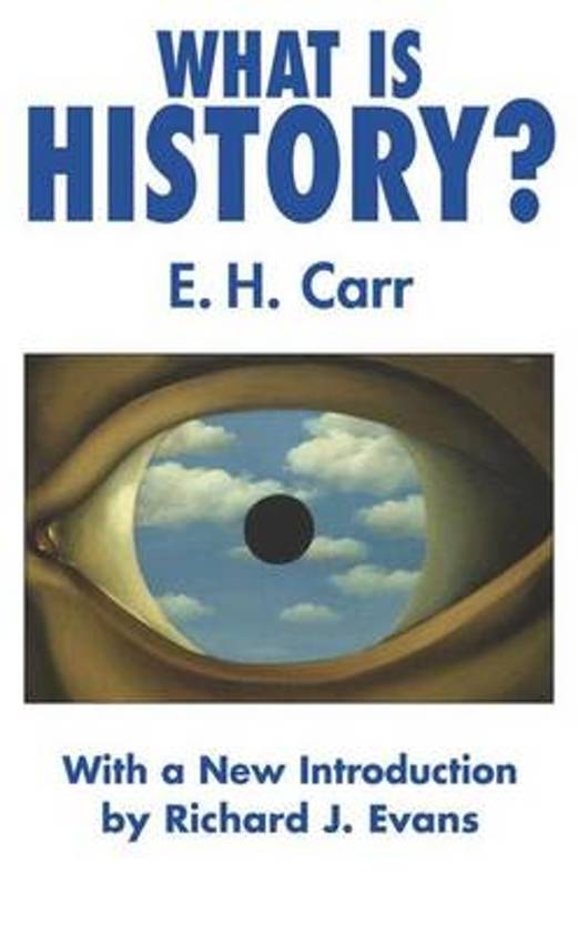 e h carr what is history review essay