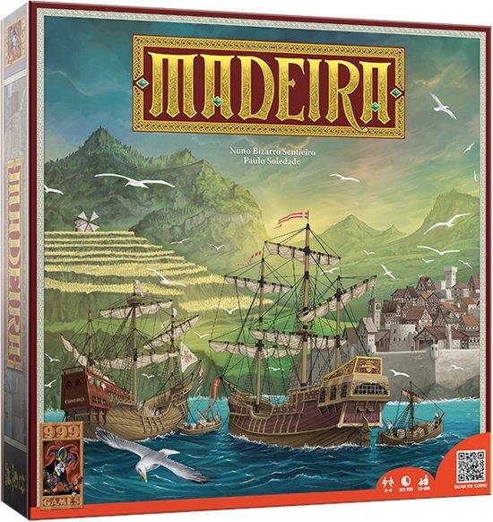 Madeira - Bordspel in Harpel