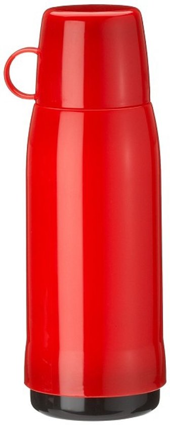ROCKET isoleerfles. schroefdop. 0.75L rood in Evere