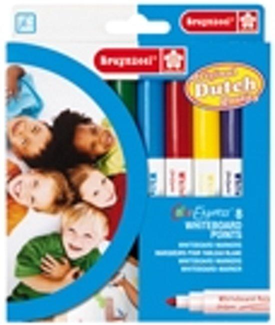 Bruynzeel Color Express 8 Whiteboard Stiften