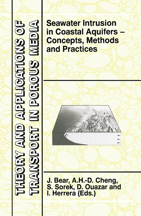 seawater intrusion in coastal aquifers concepts methods and practices pdf