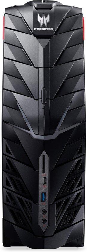 Acer Predator G1-710 I9700 NL - Gaming Desktop