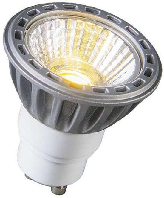 qazqa led lamp gu10 led lamp 4 2w warm wit 230. Black Bedroom Furniture Sets. Home Design Ideas