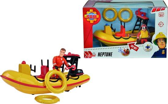 Brandweerman Sam Neptune in Harmignies