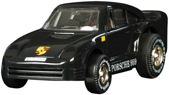 Porsche schwarz DARDA in Vliermaal