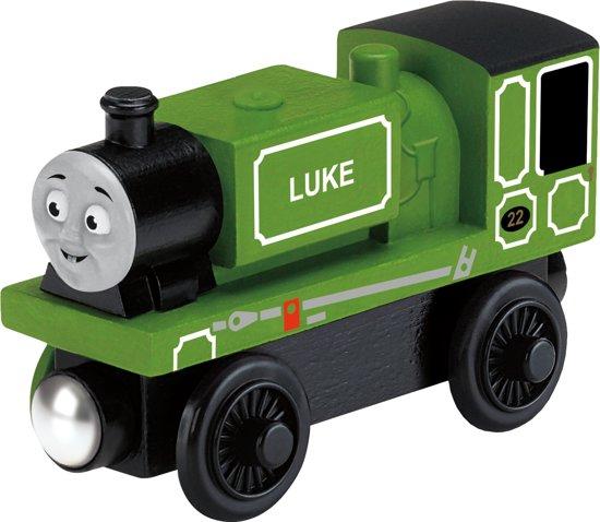 Fisher-Price - Thomas de Trein Houten Spoorbaan Luke in Tielen