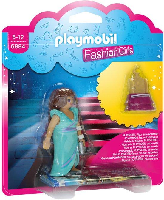 Playmobil Fashion Girl - Soiree - 6884 in Mossel
