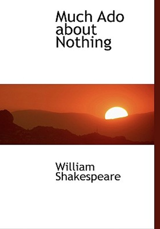 much ado about nothing transcends