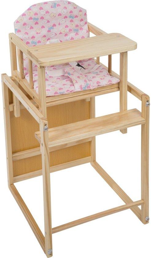 Kinderstoel stoel kinderen kinder kleinekinderstoel babystoel hout ...
