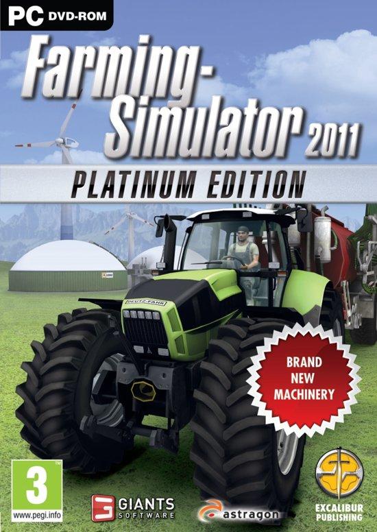 Farming Simulator 2011 - Platinum Edition
