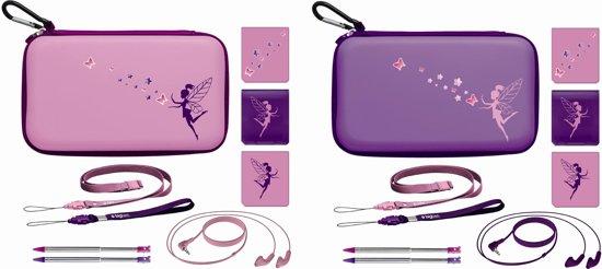 Bigben Accessoirepakket Fairies 3DS XL + New 3DS XL + DSi XL + 3DS