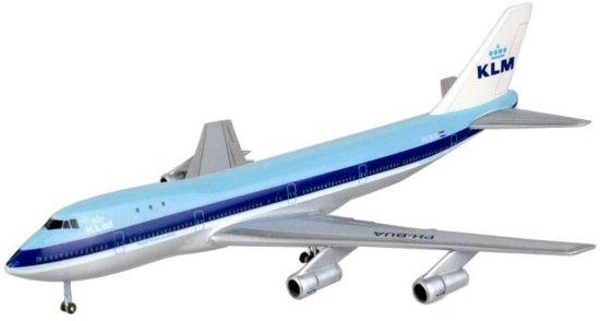 Revell Bouwdoos  Boeing 747-100 in Hezelaar
