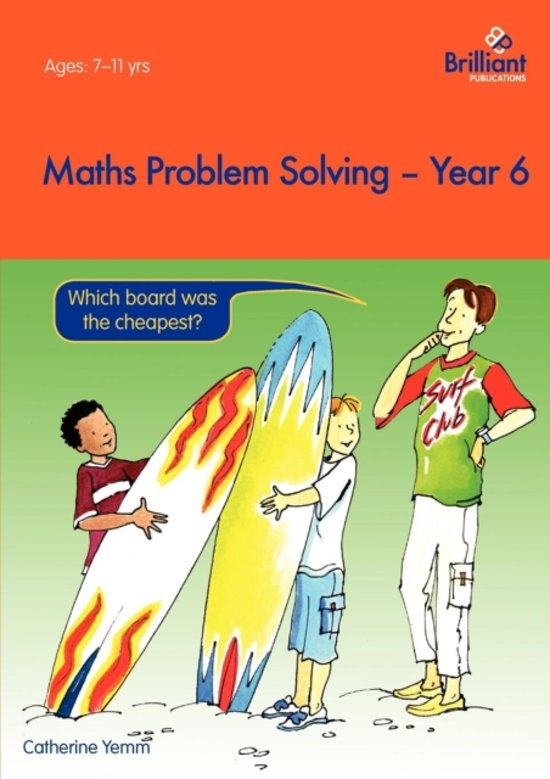 Bol Com Maths Problem Solving Year 6 Catherine Yemm border=