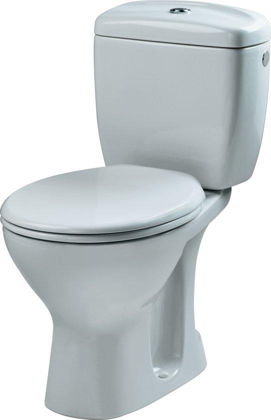 duravit pk wc set diepspoel single flush met closetzitting wit. Black Bedroom Furniture Sets. Home Design Ideas