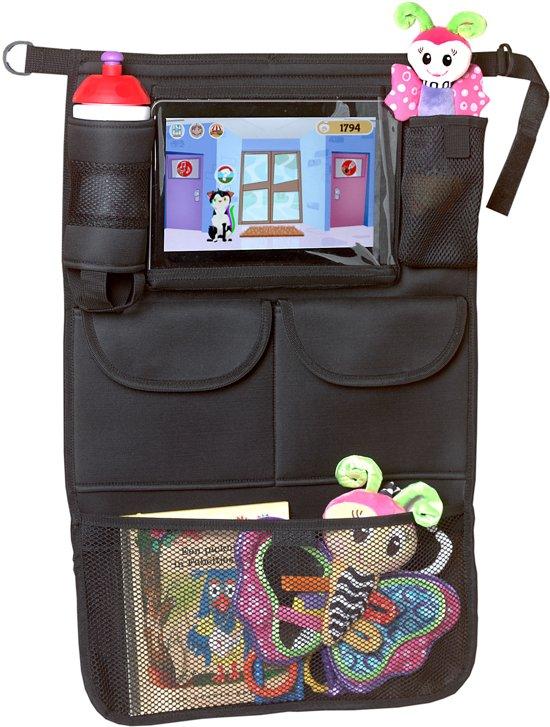 a3 baby kids autostoel organizer met tablet. Black Bedroom Furniture Sets. Home Design Ideas