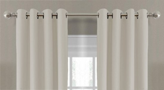 Luxe verduisterende gordijnen 150x250 cm for Verduisterende gordijnen kant en klaar