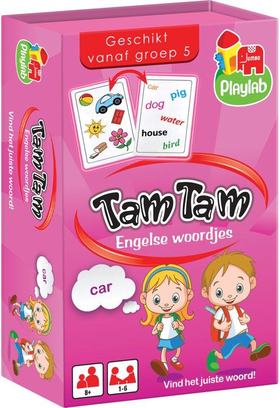 Tam Tam - Playlab - Engelse Woordjes in Zwaagdijk
