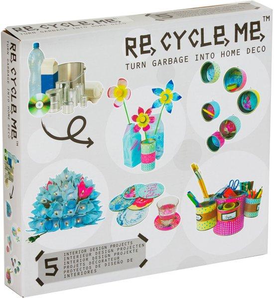 re-cycle-me Home Decoratie voor slaapkamer & interieur 1 in Izier