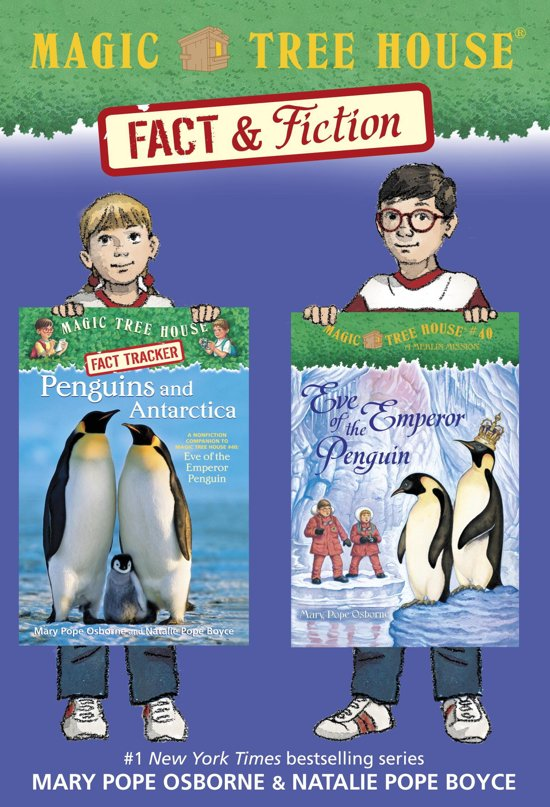 book report the emperor penguin magic tree house Formerly numbered as magic tree house #40, the title of this book is now magic  tree house merlin mission #12: eve of the emperor penguin did you know.