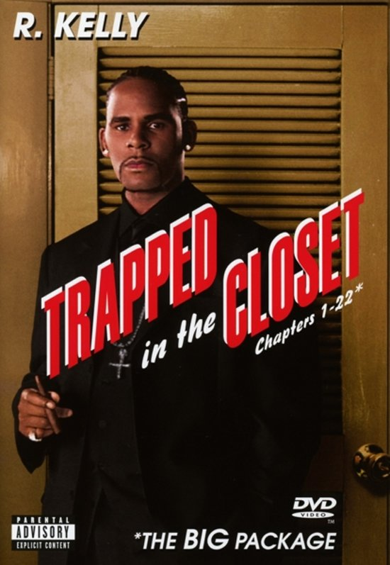 Bol Com R Kelly Trapped In The Closet Chapter R Kelly Dvd
