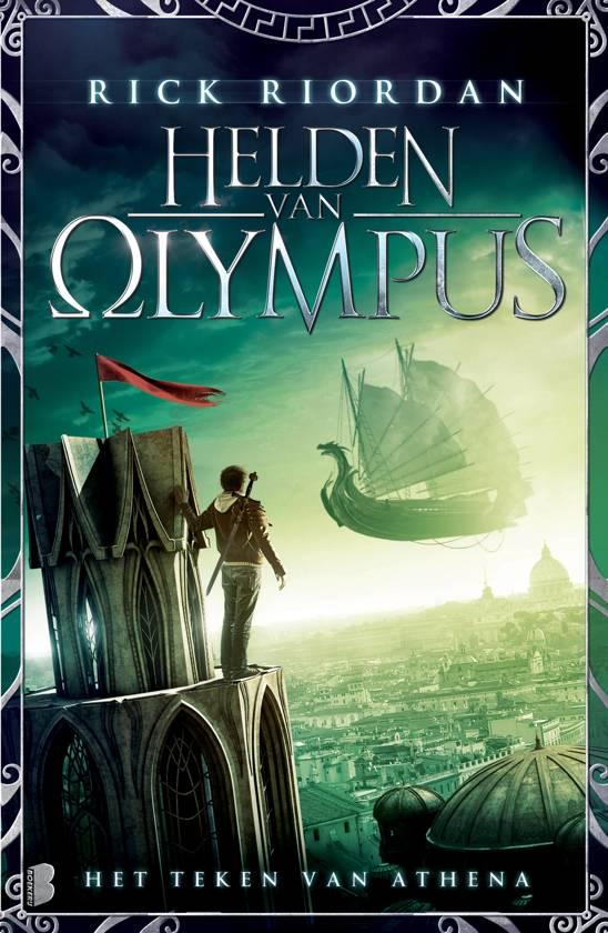 Teken van Athena cover