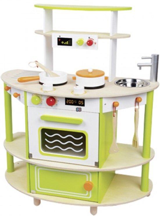 Supercool Speciale Houten Speelgoed Keuken Met Accessoires