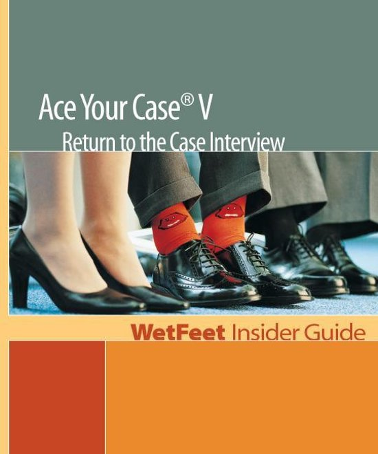 Wetfeet Ace Your Case Pdf Download