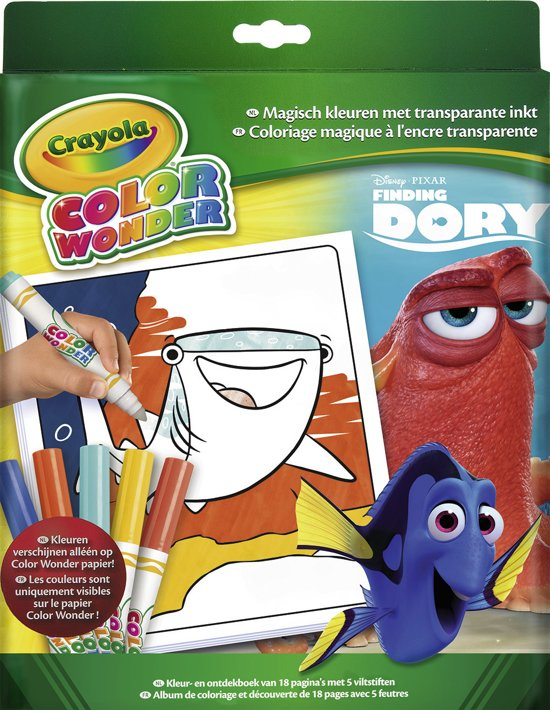 Color Wonder - box set Dory in \'t Rolder