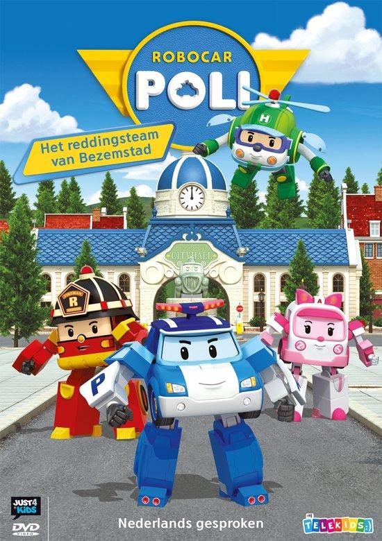 Kids n fun 21 kleurplaten van robocar poli - Le club robocar poli ...