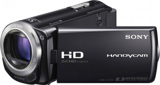 Sony Handycam HDR-CX250 - Wit
