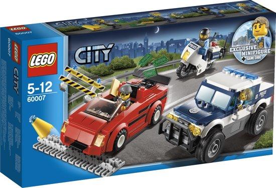 LEGO City Snelle Achtervolging - 60007
